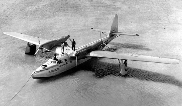 1938 - Do 26 - Transocean Flying Boat